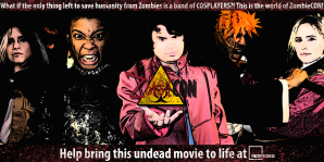 ZombieCON Banner #3