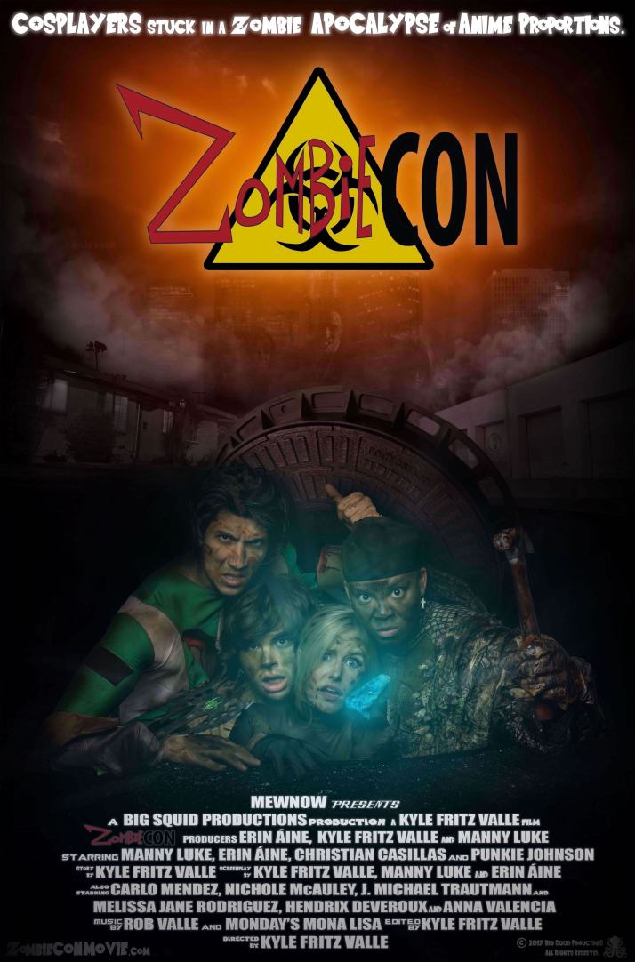 ZOMBIECON POSTER CLEAN 2019